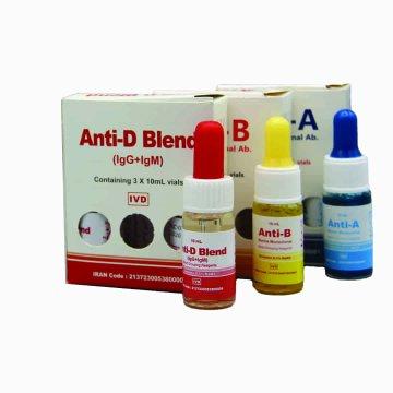 آنتی سرم A (تعیین گروه خون)