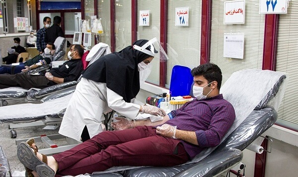 مراکز انتقال خون