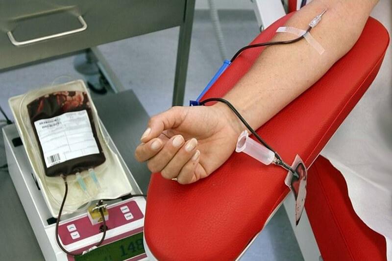 اهدای خون و ضعف سیستم ایمنی