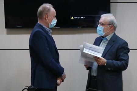 ساخت واکسن ایرانی