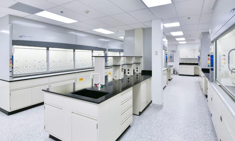 ساختمان آزمایشگاه