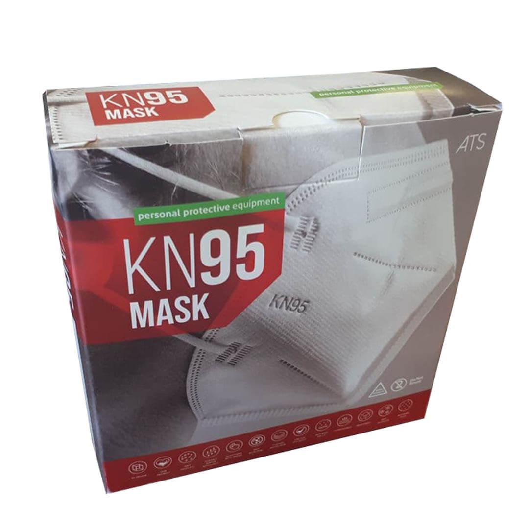 AST ماسک 5 لایه N95