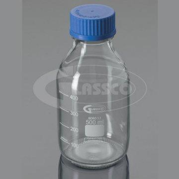 بطری شیشه ای آزمایشگاهی گلاسکو